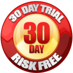 Money Back Guarantee: Risk Free 30 Day Trial